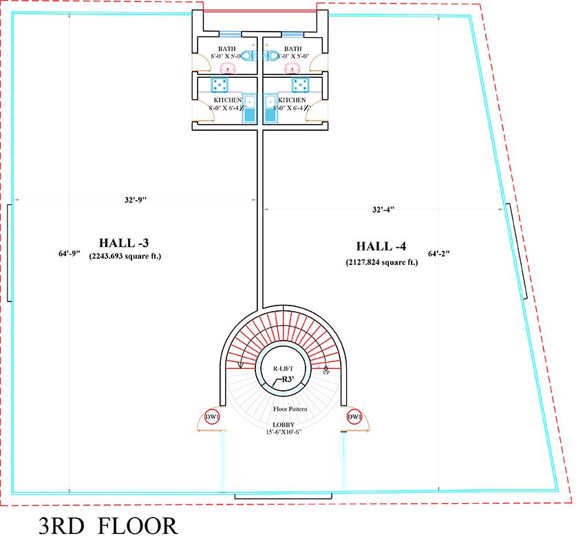 3th Floor