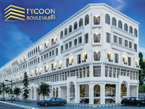 Tycoon Boulevard 2 | Bahria Enclave | Islamabad